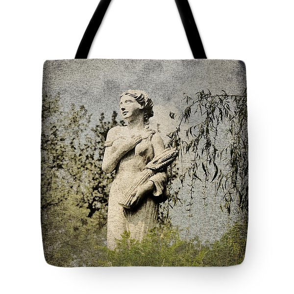 Catch Her Breath Tote Bag by Bill Cannon