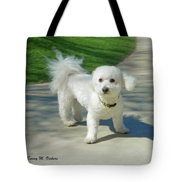 Catch Me If You Can Mommy Tote Bag by Emmy Marie Vickers