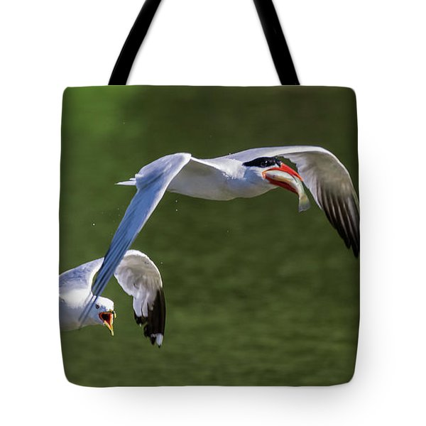 Catch Of The Day - 2 Tote Bag