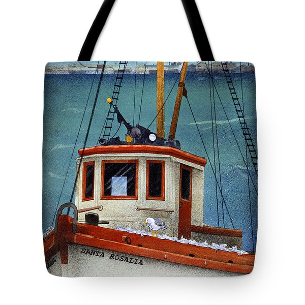 Catch Of The Day... Tote Bag