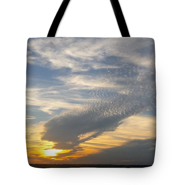 Catch The Morning Sun Tote Bag