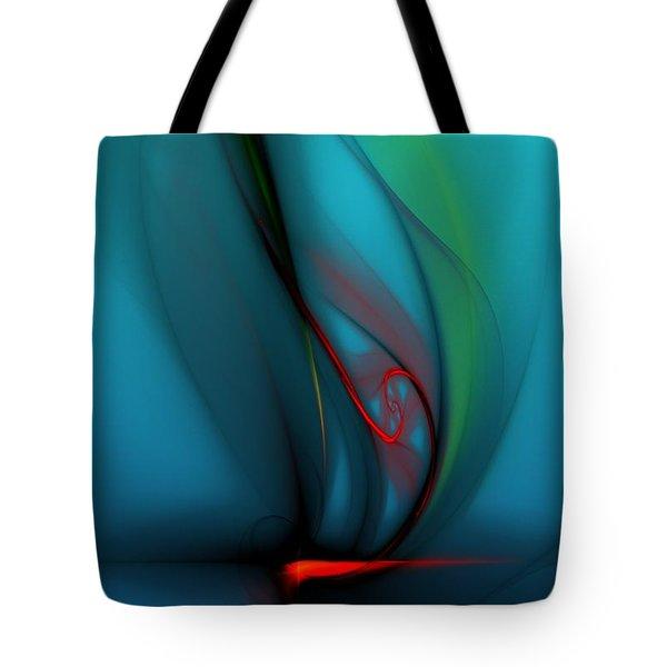 Catch The Wind Tote Bag