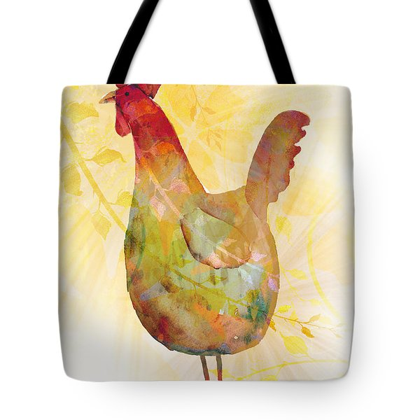 Catching Some Rays Tote Bag by Arline Wagner