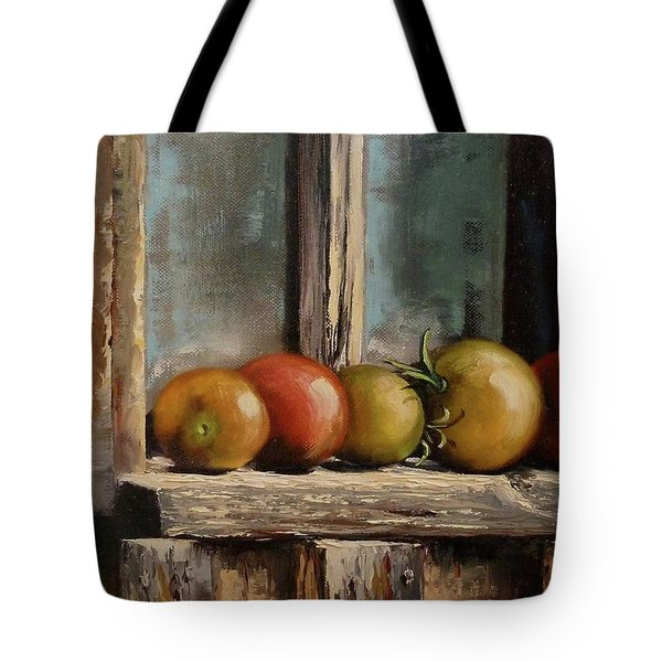 Catching Summer Rays Tote Bag
