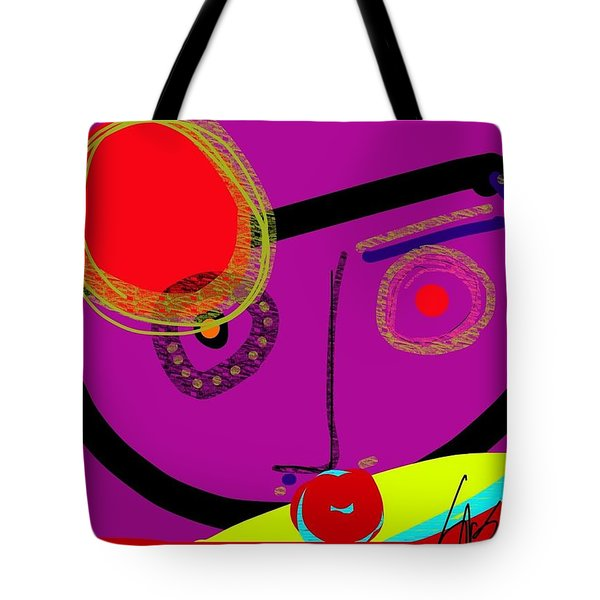 Catching The Redeye Tote Bag