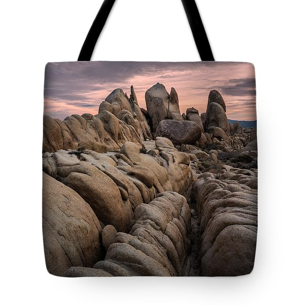 Catching The Sunset Tote Bag