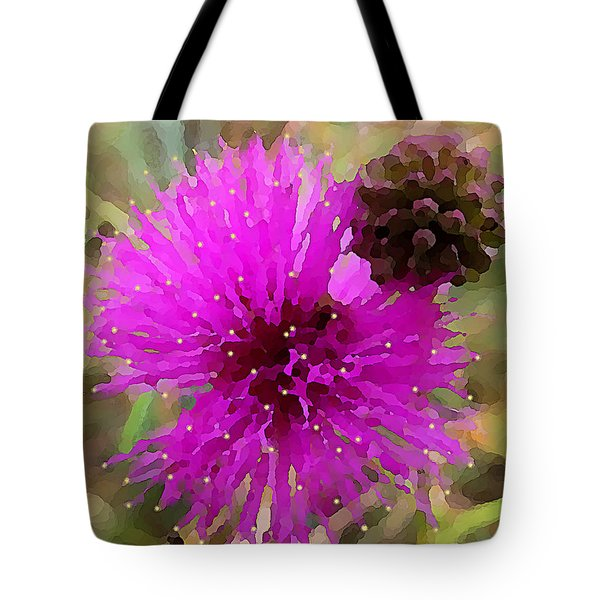 Catclaw Pink Mimosa  Tote Bag