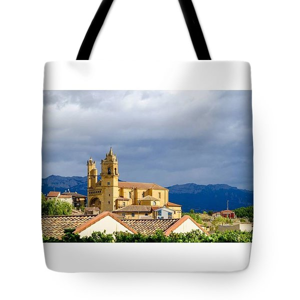 Catedral De Elciego, Spain  #europe Tote Bag