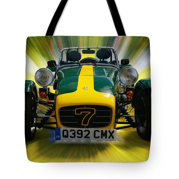 Caterham 7 Tote Bag