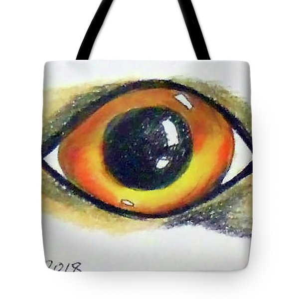 Cateye Tote Bag