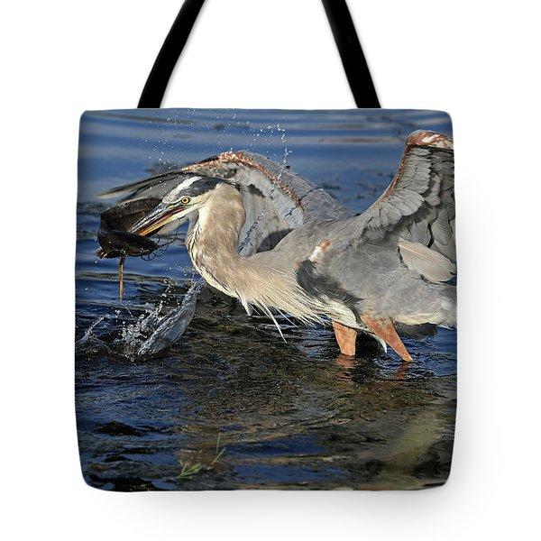 Catfish Dinner Tote Bag