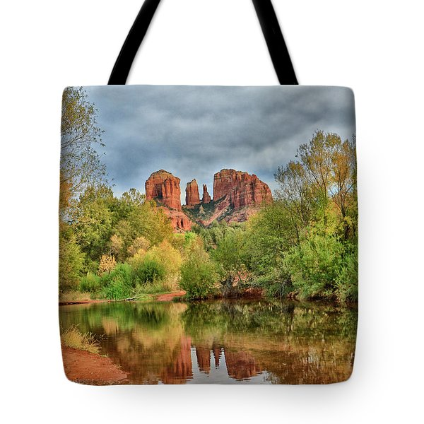 Cathedral Entrances Us Tote Bag