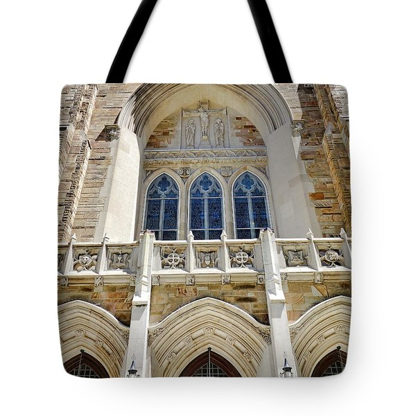 Cathedral Of St John Front Tote Bag
