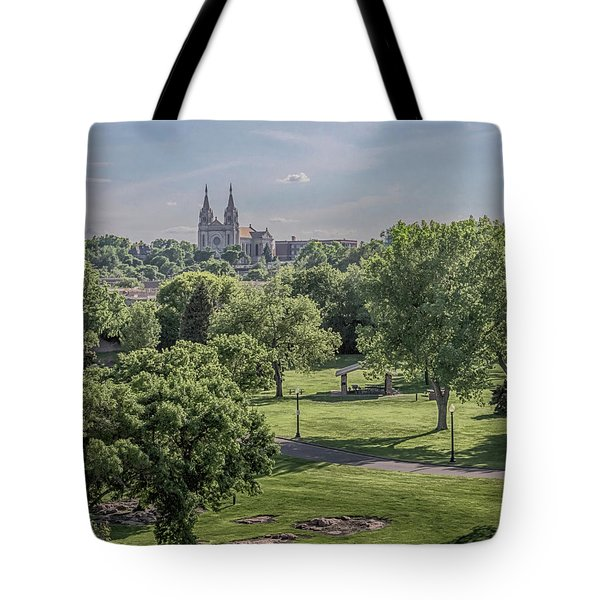 Cathedral Of St Joseph #2 Tote Bag