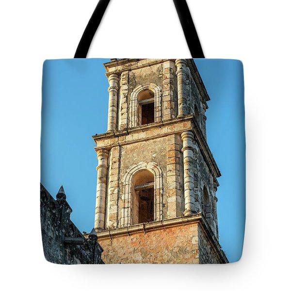 Cathedral Spire Closeup Tote Bag