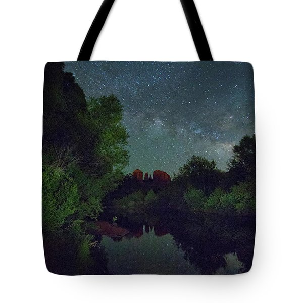 Cathedrals' Nights Tote Bag