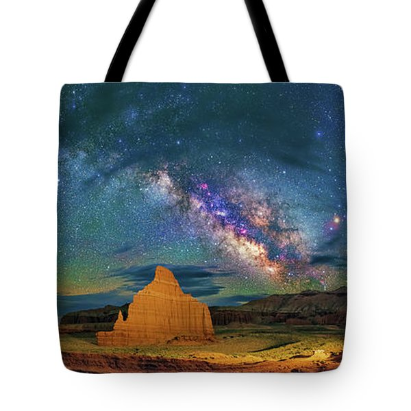 Cathedrals Tote Bag