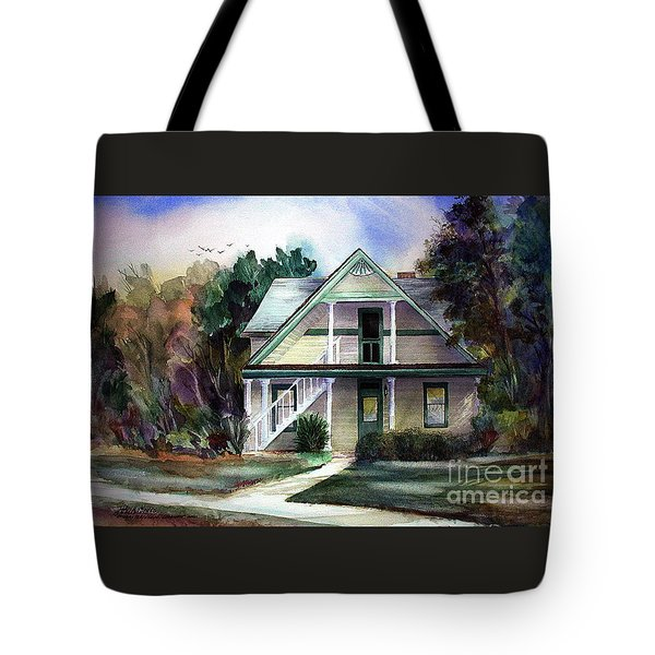 Catherine's House Tote Bag