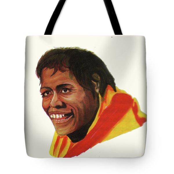 Cathy Freeman Tote Bag