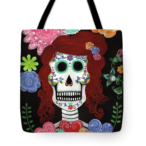 Catrina's Garden Tote Bag