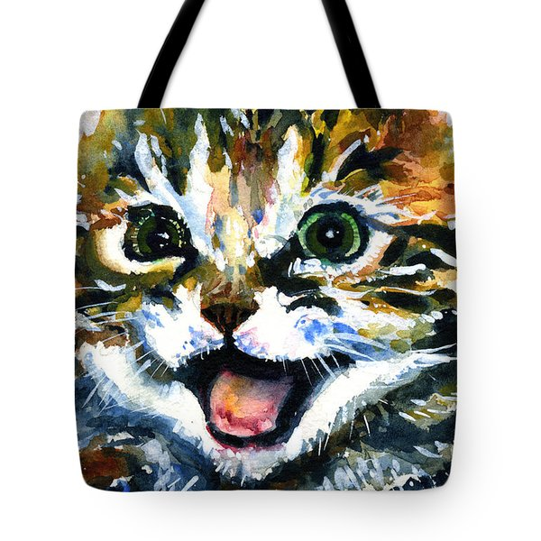 Cats Eyes 15 Tote Bag