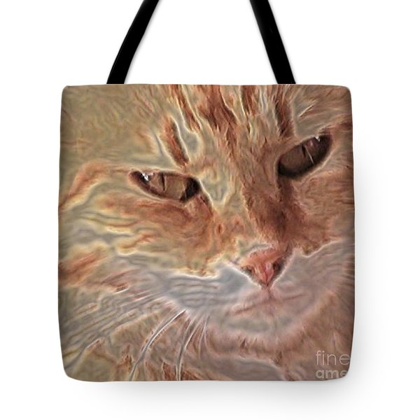 Cats Know Tote Bag