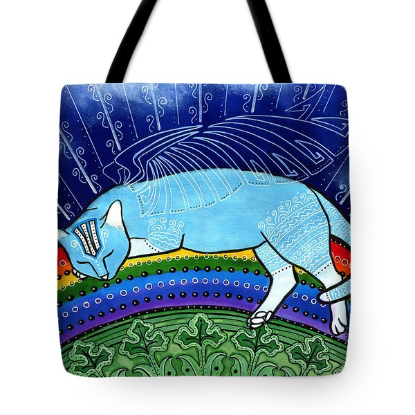 Cats Sleep Anywhere Tote Bag