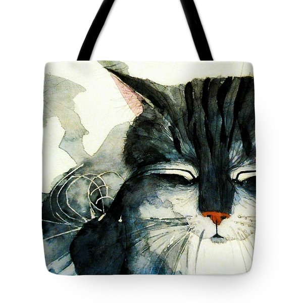 Cats Whiskers Tote Bag