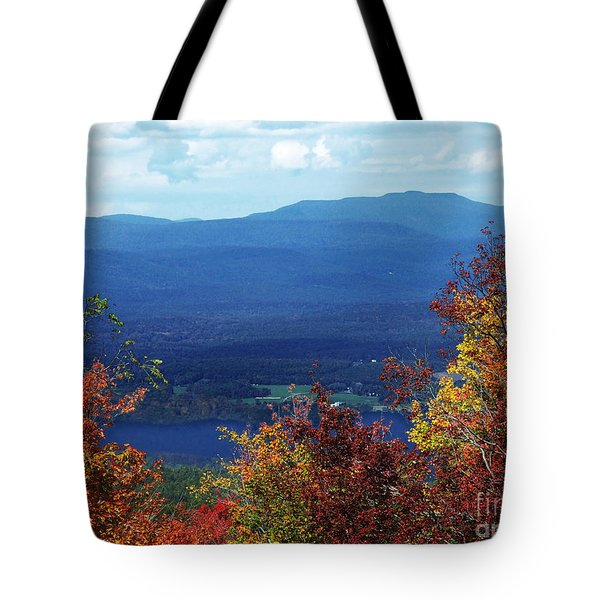 Catskill Mountains Photograph Tote Bag