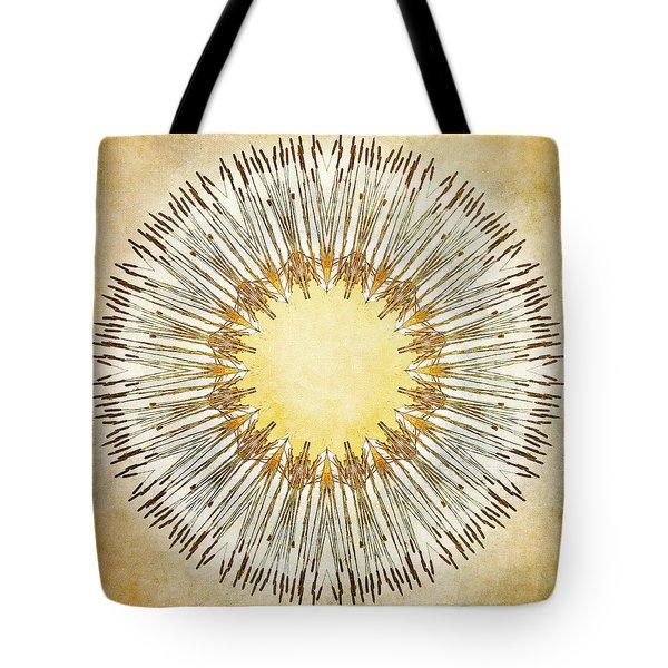 Cattail Mandala - Tote Bag