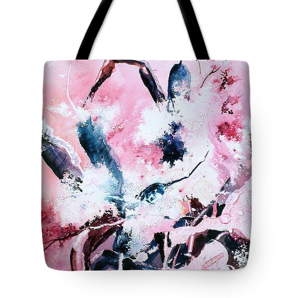 Cattails Four Tote Bag