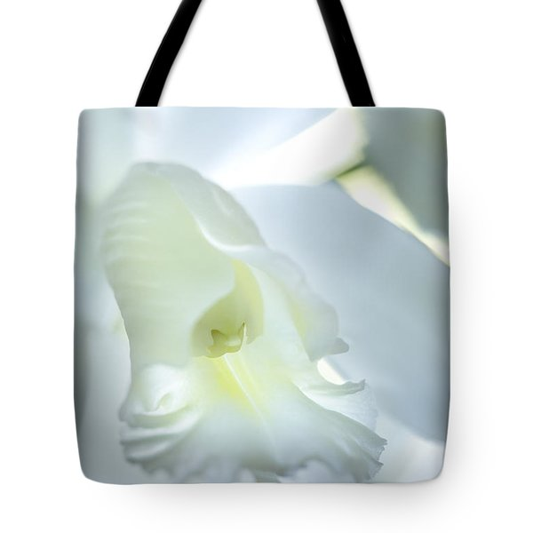 Cattleya Orchid #1 Tote Bag