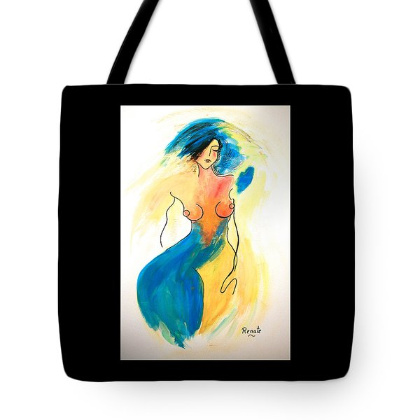 Catwalk Tote Bag