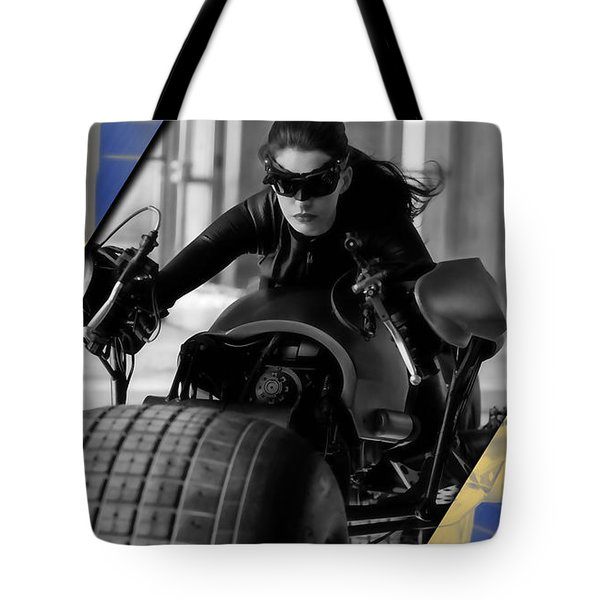 Catwoman Collection Tote Bag