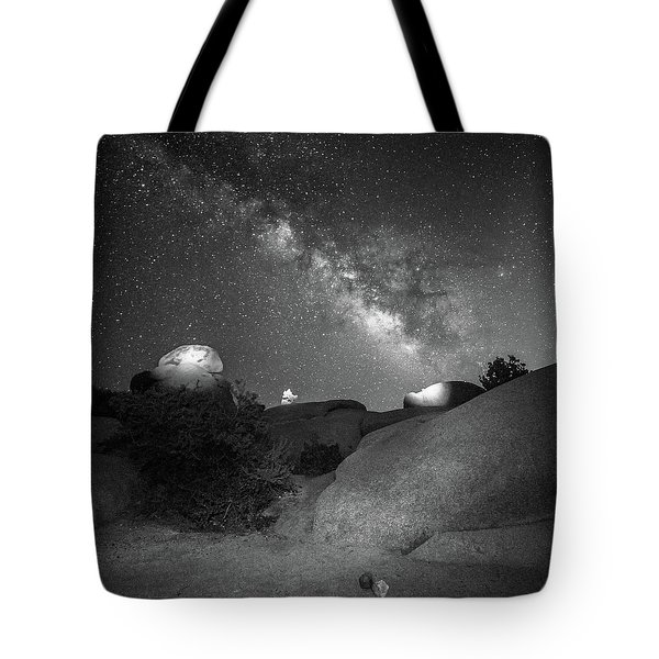 Causality I Tote Bag
