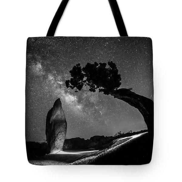 Causality IIi Tote Bag