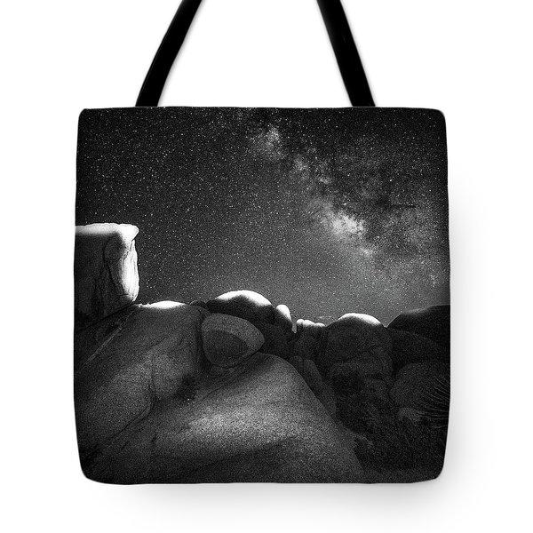 Causality Iv Tote Bag