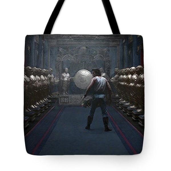 Cause... Tote Bag by Kurt Ramschissel