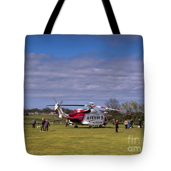 Caused A Stir Tote Bag