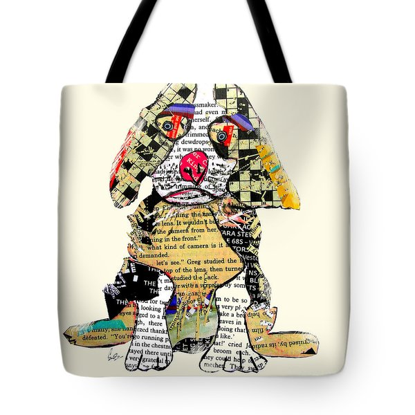 Cavalier King Charles Tote Bag