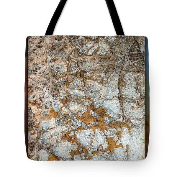Cave Abstraction.... Tote Bag