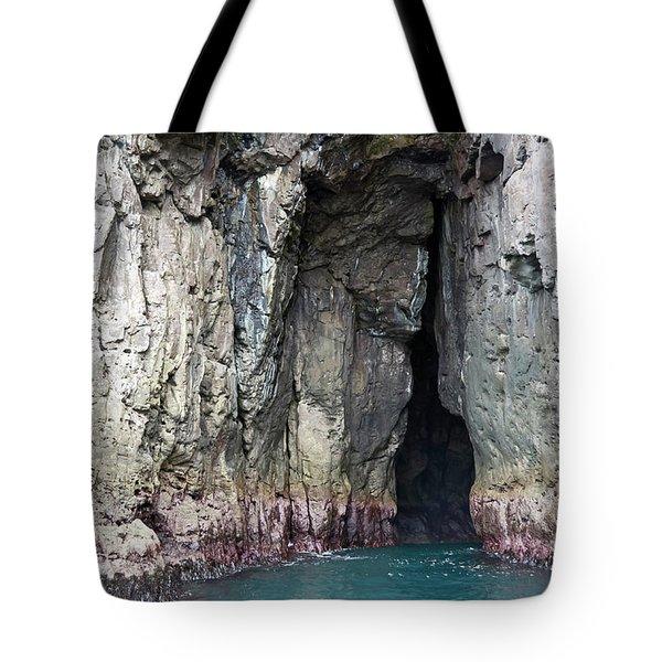 Cave Entrance Tote Bag