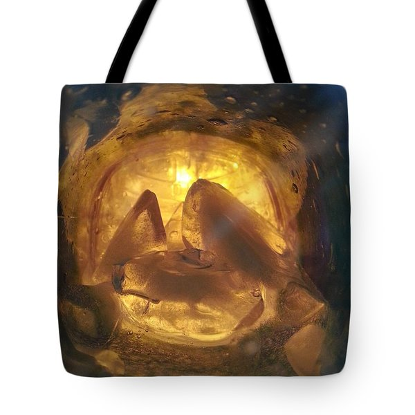 Cavern Light Tote Bag