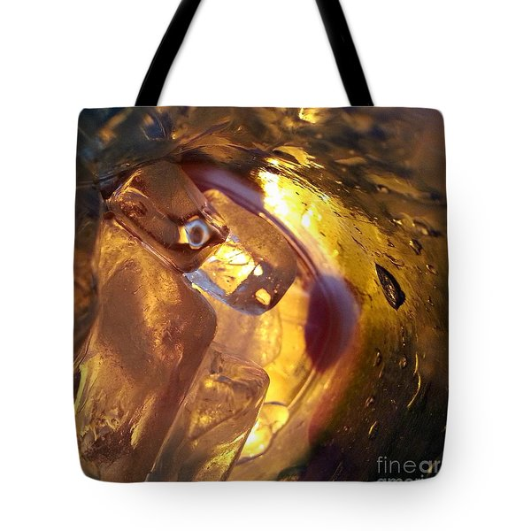 Cavern Of Wonders Tote Bag