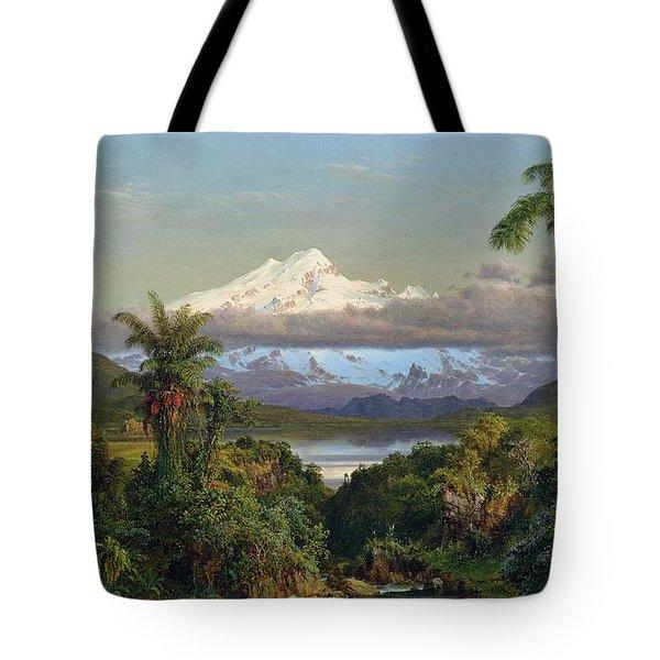 Cayambe Tote Bag