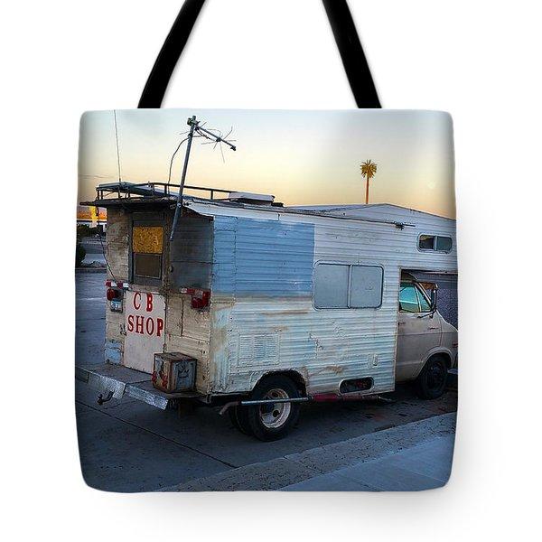 Cb Rv Tote Bag