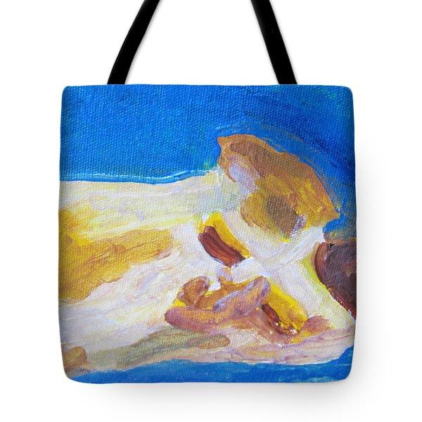 Cc The Cat Tote Bag