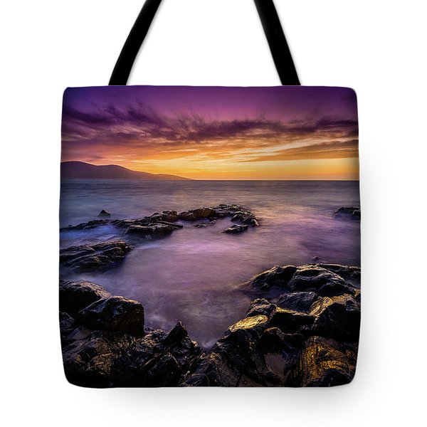 Ceapabhal And Traigh Mohr, Isle Of Harris Tote Bag