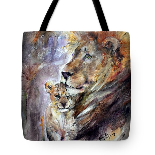 Cecil The Patriarch No More Tote Bag