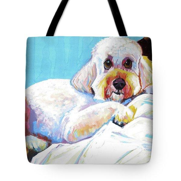Cecille, Odalisque #2 Tote Bag